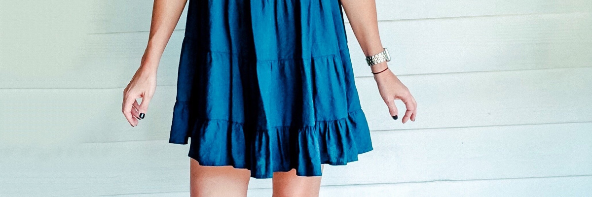 Taking A Summer Dress Into The Fall